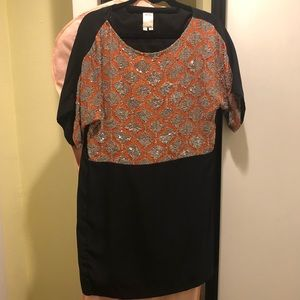 Ali Ro Dress with Sequins